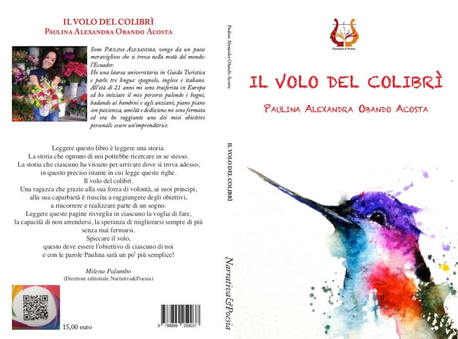 Il volo del Colibrì di PaulinaAcosta